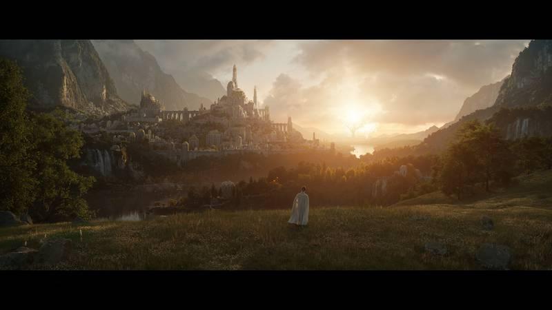 Primera imagen de El Señor de los Anillos, de Amazon