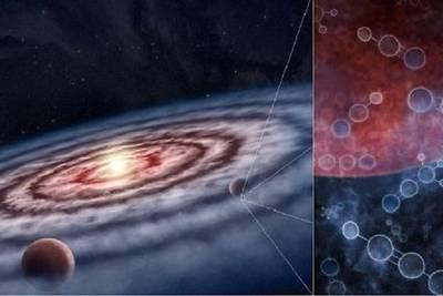 Moléculas orgánicas responsables del desarrollo de la vida tienen más presencia en la galaxia de lo que se pensaba