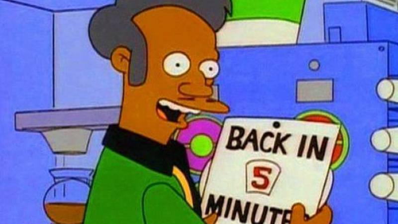 Los Simpson Apu