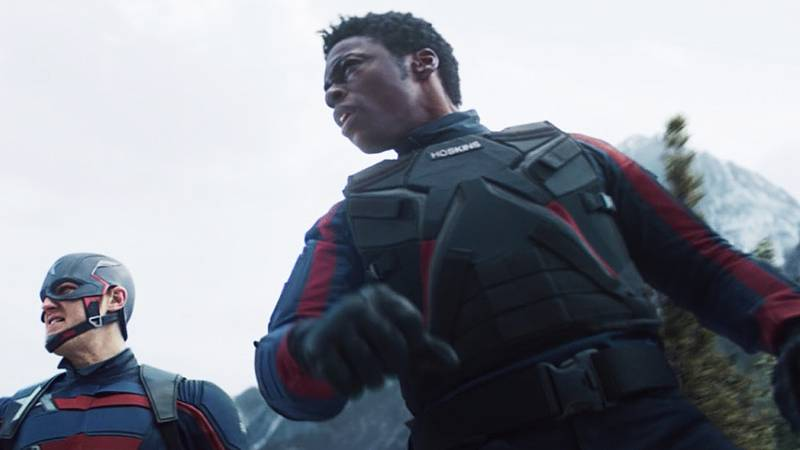 The Falcon and the Winter Soldier Battlestar