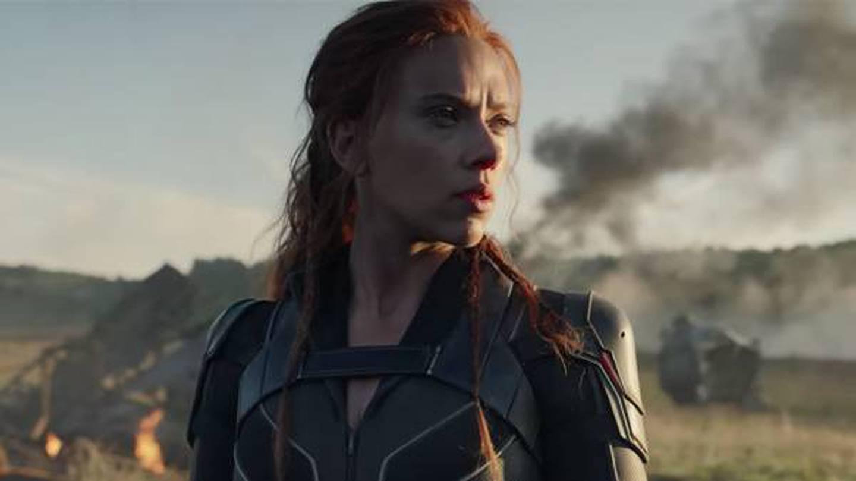 Scarlett Johansson Black Widow Disney Marvel