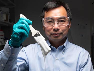 Crean pintura ultrablanca que podría reemplazar el uso de aires acondicionados