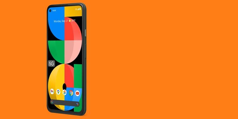 Pixel 5a 5G es oficial: nada brutal, nada terrible