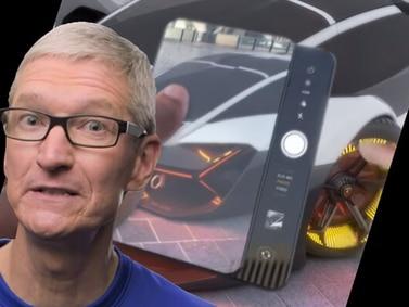 iPhone de pantalla plegable llegaría en 2024