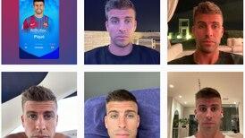 Gerard Piqué entra en el mercado de los NFT, luego de publicar 42 selfies en ocho semanas