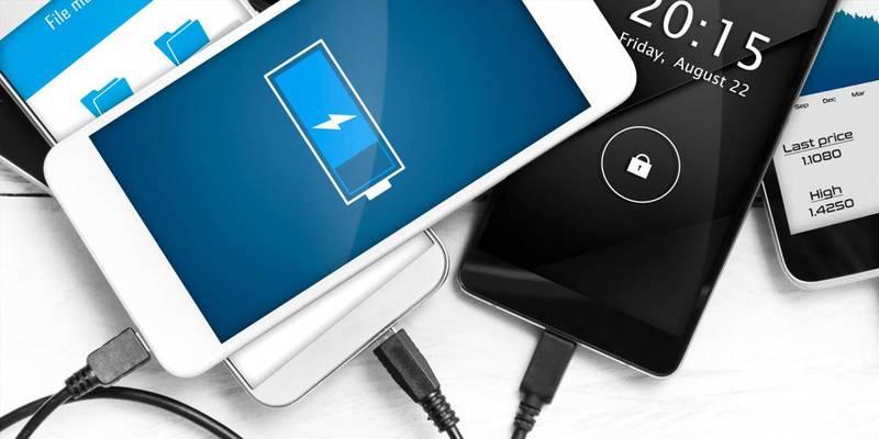 celulares batería