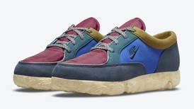 Conoce a BE-DO-WIN, el curioso modelo de zapatillas ecológicas de Nike