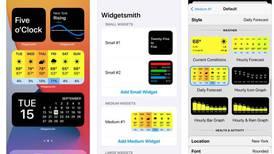 ¿Qué es y cómo usar Widgetsmith en tu iPhone con iOS 14?