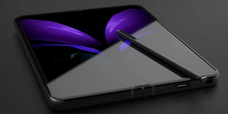 Samsung Galaxy Z Fold 3 se filtra con cámara bajo la pantalla