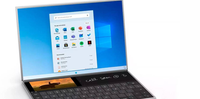 Windows 10X djfja