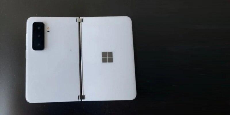 Microsoft Surface Duo 2 se filtra con una cámara monumental