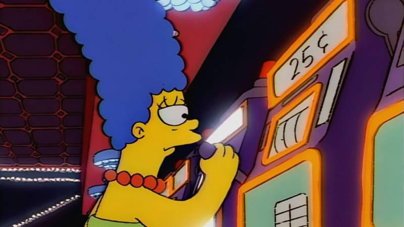 Los Simpson adicciones