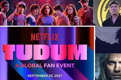 Netflix presenta en TUDUM su arsenal de series y películas exclusivas