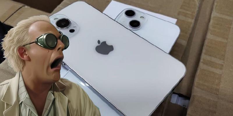 El iPhone 13 resulta un tanto familiar pero hay algunas modificaciones claras en la apariencia del nuevo smartphone de Apple para este 2021.